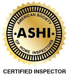 Contact an ASHI Certified home inspector
