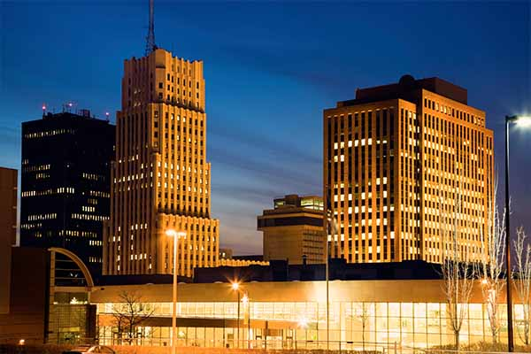 commercial property inspection in Akron, Ohio