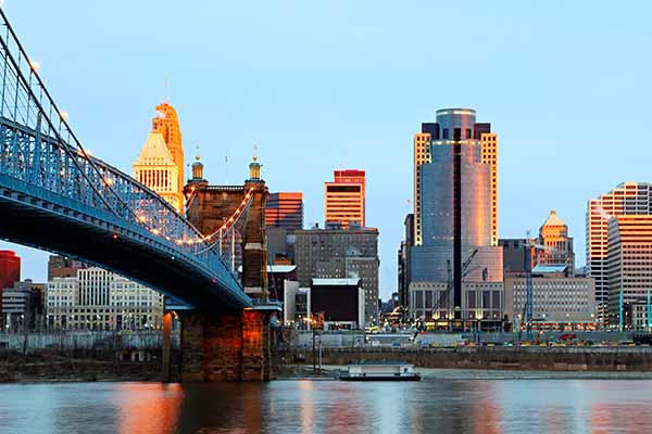 Commercial property inspection in Cincinnati Ohio